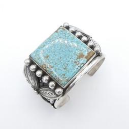 C24 #8 Turquoise cuff