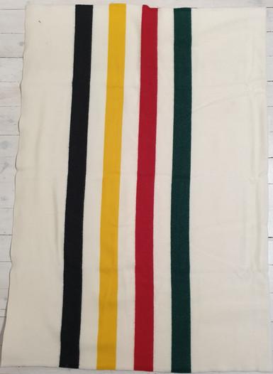 """Pendleton blanket """"Glacier park"""" throw. 54 in x 76 in or 137cm x 193cm"""