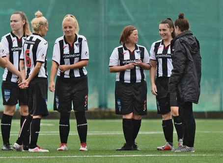The Girls Return To Training