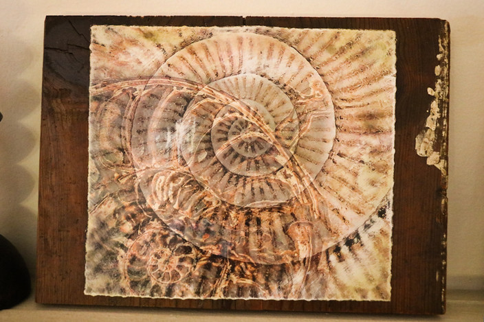 Overlapping spirals