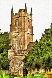 Norman steeple, Avebury