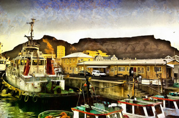 Harbour at rest