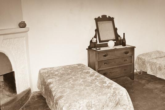 Sisters' bedroom