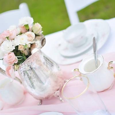Cherie's Garden Tea Party