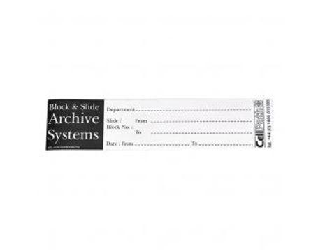 Archiváló rendszer jelzés