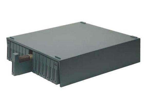 OMNISTOR 15 fiókos fém szekrény 4500 tárgylemezhez- szürke