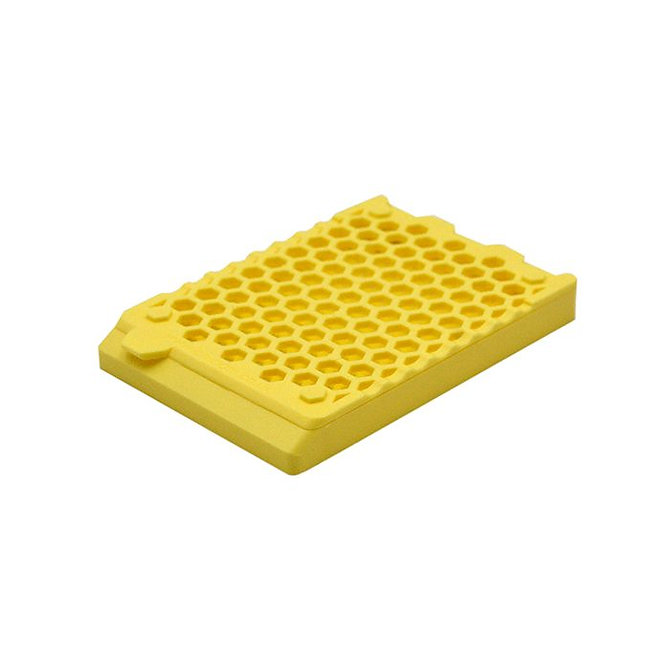 SUPA MEGA SLIM nagyméretű beágyazó kazetta - sárga