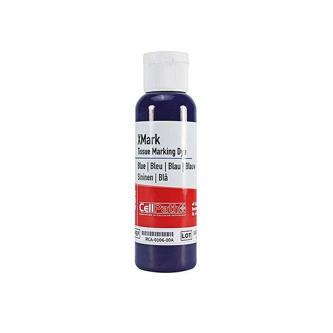 XMARK Szövet jelölő festék - Kék - 60 ml