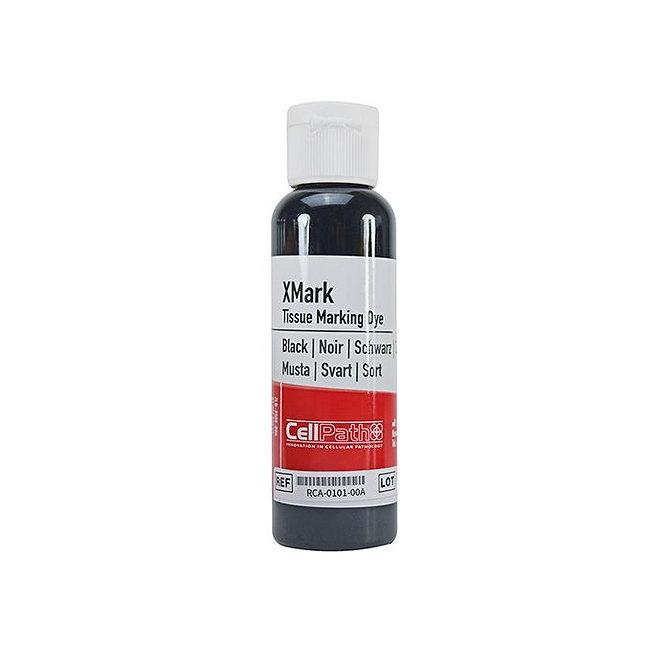 XMARK Szövet jelölő festék - Fekete - 60 ml