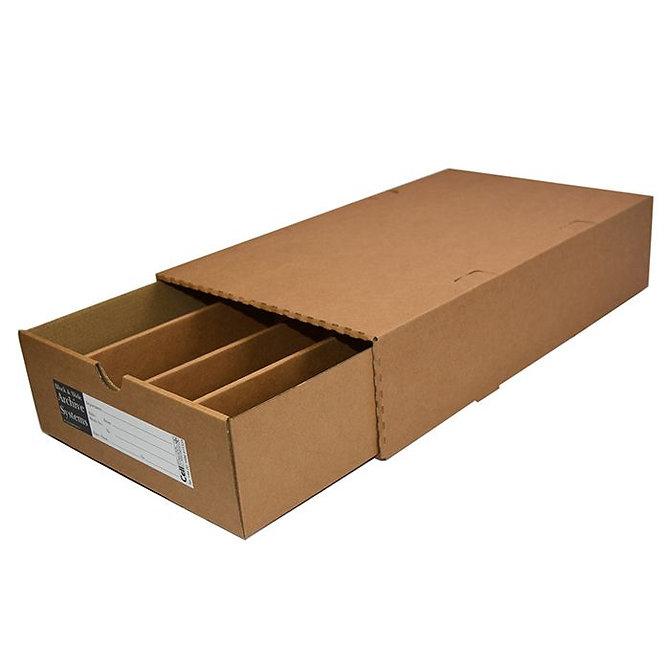 BLOCFILE 1 - 400 mmmély, SUPA MEGA blokk tárolására, lapra csomagolt