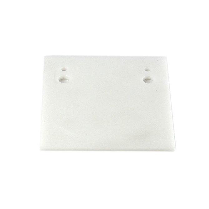 TRUSLICE - Kisméretű beilleszthető indító deszka, fehér, műanyag