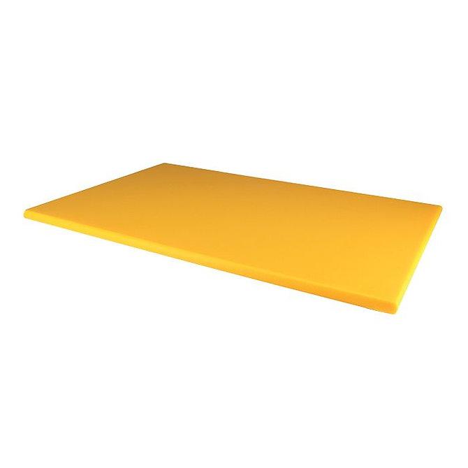 SURECUT Indító tálca, Sárga, műanyag (300 x 300 x 12 mm)