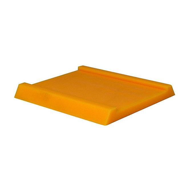 TRUSLICE - Betét 3 mm vastagságú szövetminták indításához, sárga, műanyag