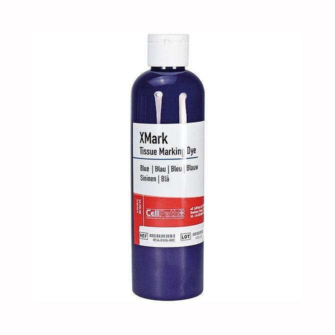 XMARK Szövet jelölő festék - Kék - 250 ml