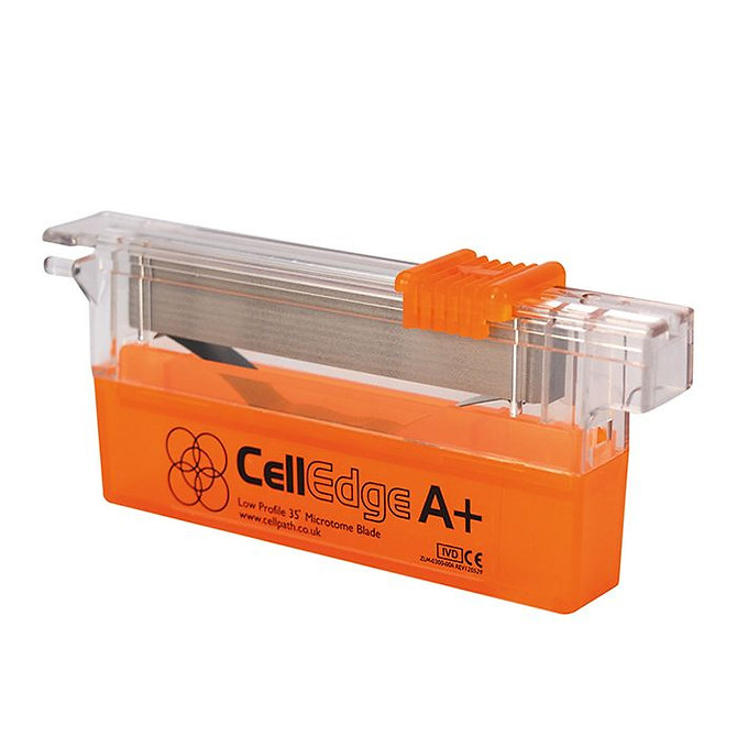 CELLEDGE A+ Mikrotom penge vékony metszetekhez (kemény és lágyabb szövetekhez egyaránt)