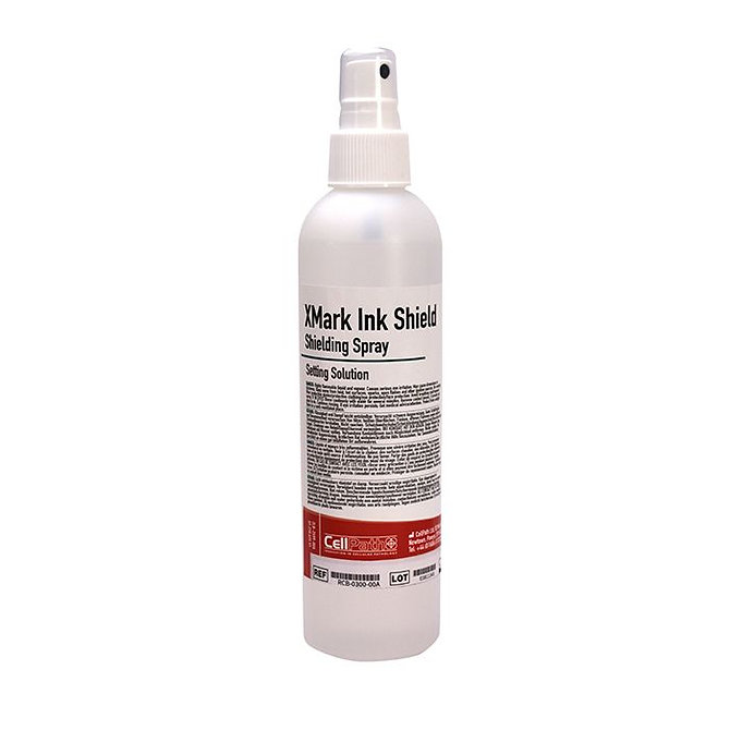 XMARK INK SHIELD - Száradást elősegítő jelölő festék fixáló spray - 250 ml