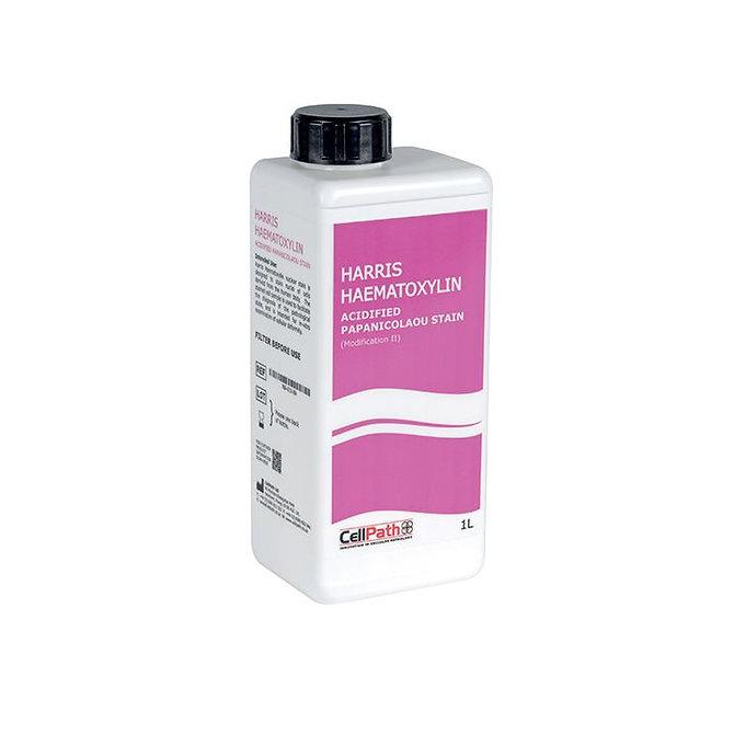 HARRIS HAEMATOXYLIN STAIN (ORTHO) - 1L