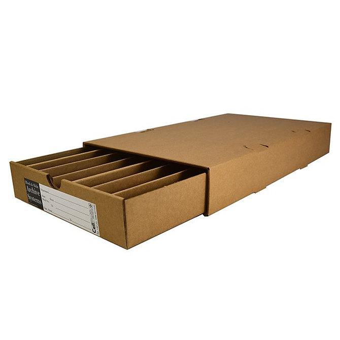 BLOCFILE 1 - 400 mm mély, lapra csomagolt