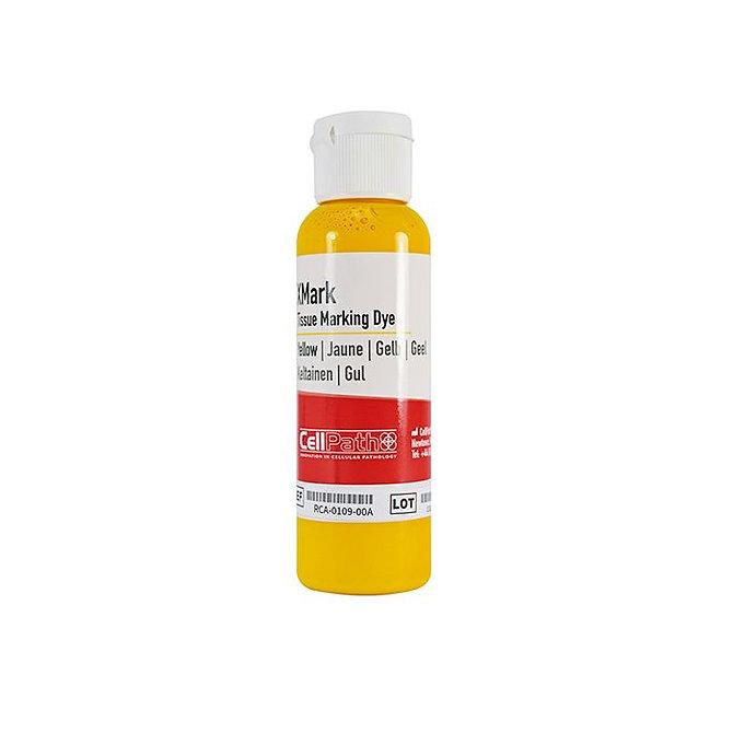 XMARK - Szövet jelölő festék - Sárga - 60 ml