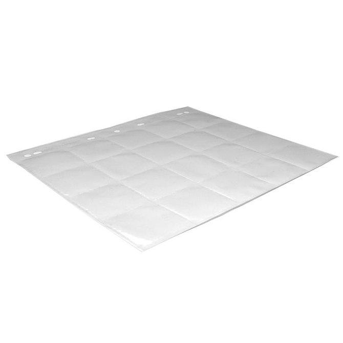 FILOSLIDE 10, 20 zsebes átlátszó műanyag tároló lap