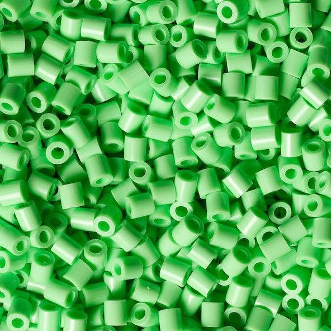 Beágyazó gyöngyök - zöld