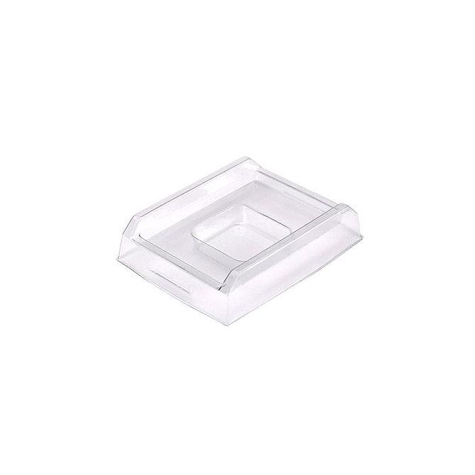 DISPOMOULD Eldobható műanyag blokk kiöntőforma 17 x 17 x 5 mm