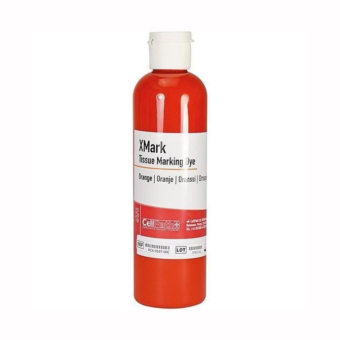 XMARK Szövet jelölő festék - Narancs - 250 ml