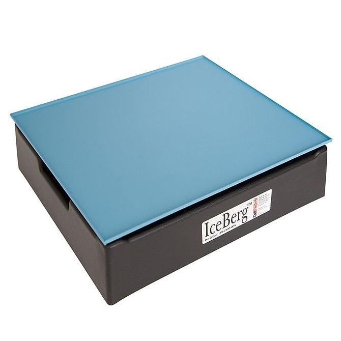 ICEBERG COLD PLATE blokk hűtő lap állvánnyal 36 blokk hűtésére