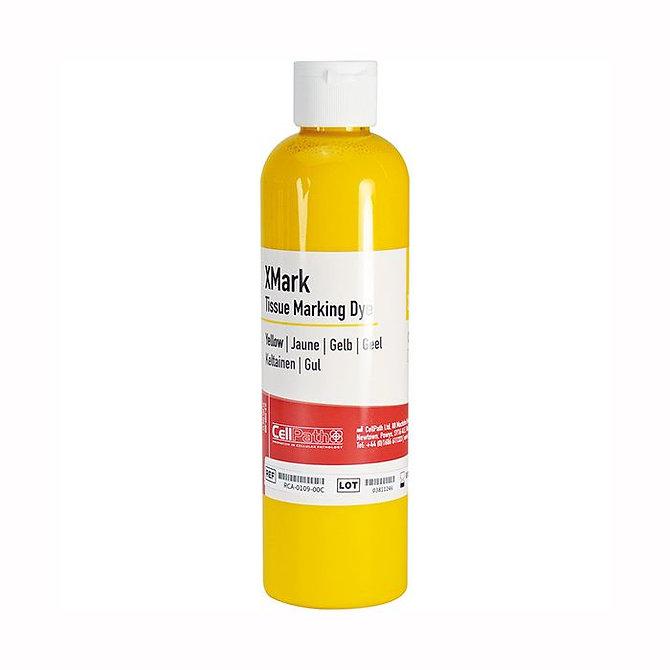 XMARK Szövet jelölő festék - Sárga - 250 ml