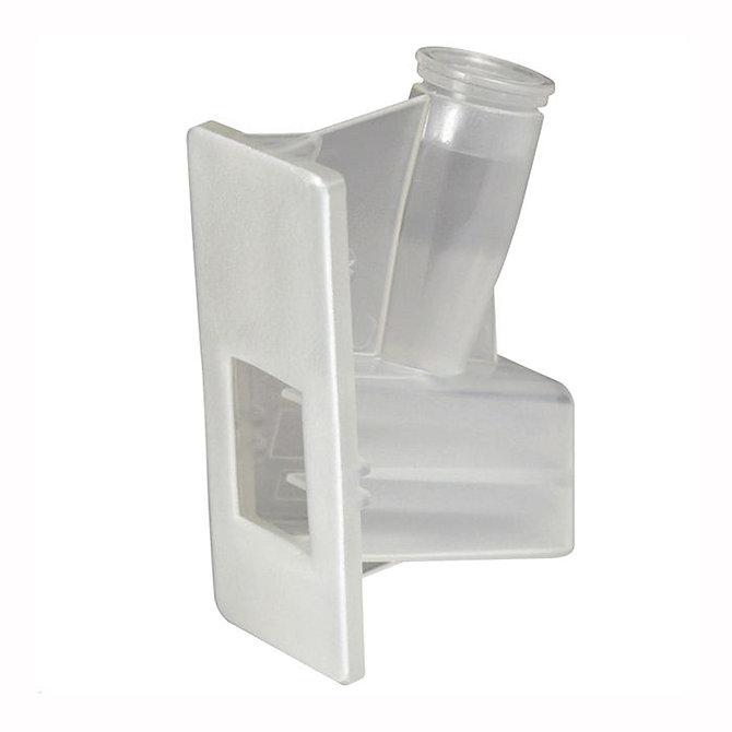 ECOFUNNEL MEGA citológiai kamra, nagy minta mennyiség (6 ml-ig), 21 x 15 mm szedimentációs felület, eldobható