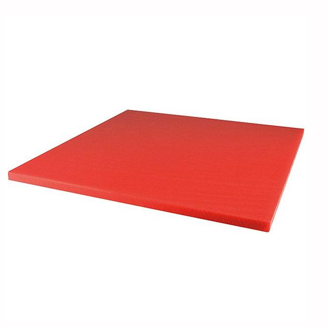 SURECUT Indító tálca, Piros, műanyag (450 x 450 x 25 mm)