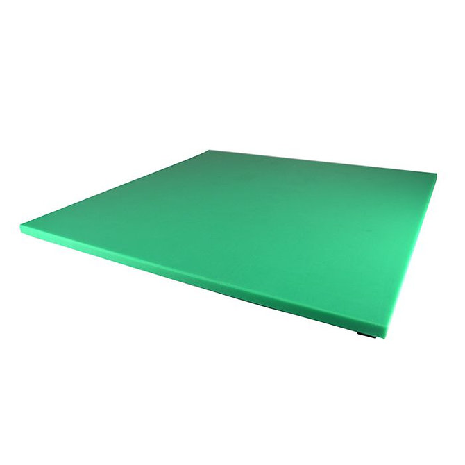 SURECUT Indító tálca, Zöld, műanyag (450 x 450 x 12 mm)