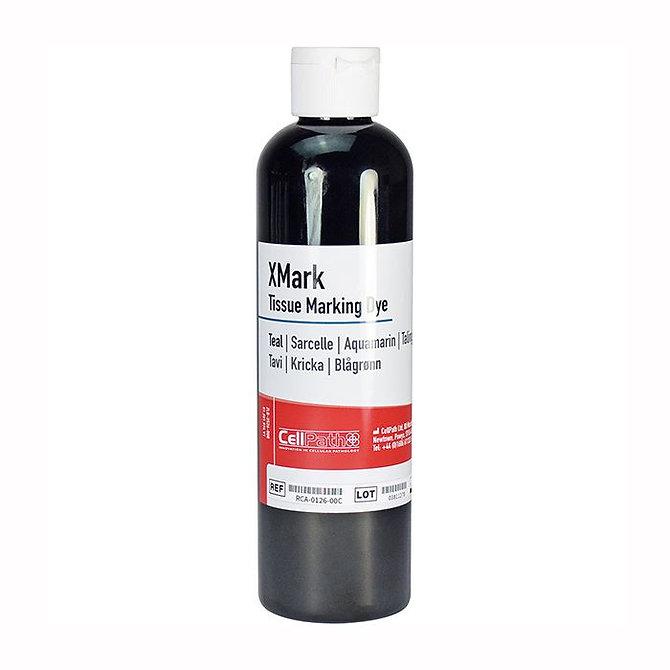 XMARK Szövet jelölő festék - Türkiz - 250 ml