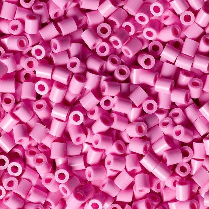 Beágyazó gyöngyök - pink