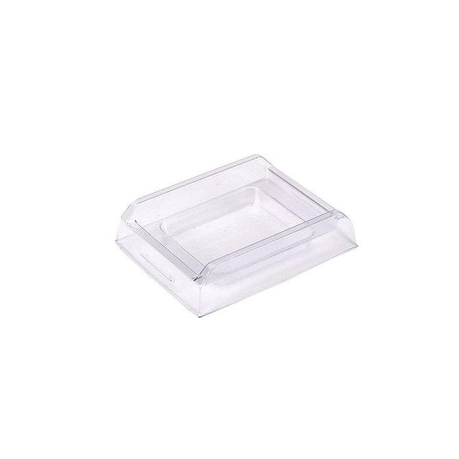 DISPOMOULD Eldobható műanyag blokk kiöntőforma 25 x 32 x 5 mm
