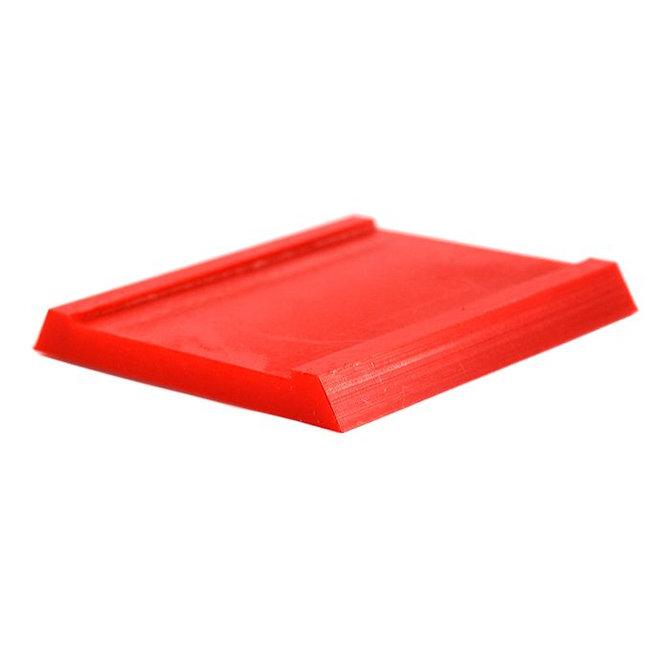 TRUSLICE - Betét 2 mm vastagságú szövetminták indításához, piros, műanyag