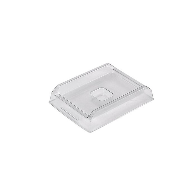 DISPOMOULD Eldobható műanyag blokk kiöntőforma 10 x 10 x 5 mm