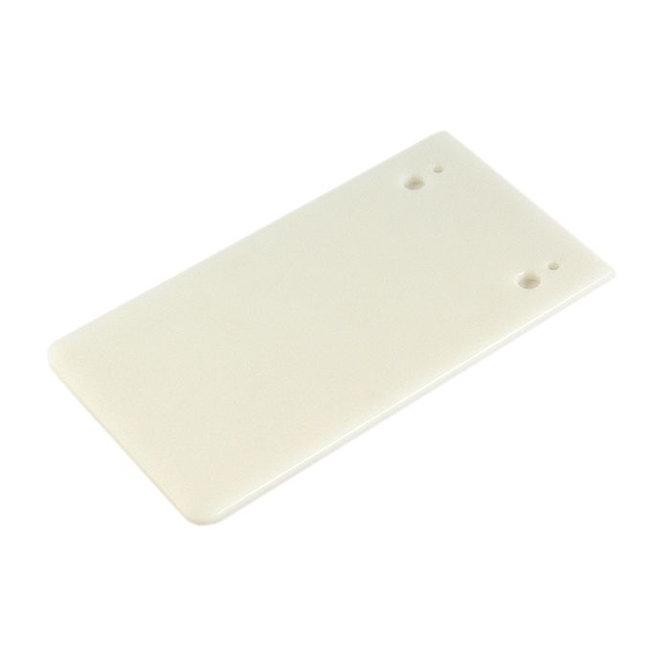 TRUSLICE - Nagyméretű beilleszthető indító deszka, fehér, műanyag