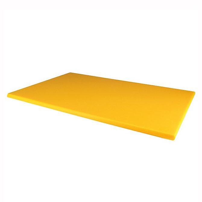 SURECUT Indító tálca, Sárga, műanyag (600 x 450 x 12 mm)