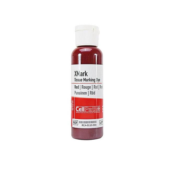 XMARK - Szövet jelölő festék - Piros - 60 ml