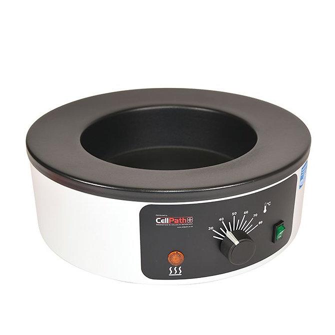 Analóg vízfürdő, kerek - 335 mm (átmérő) x 120 mm, 60 mm tartálymélység