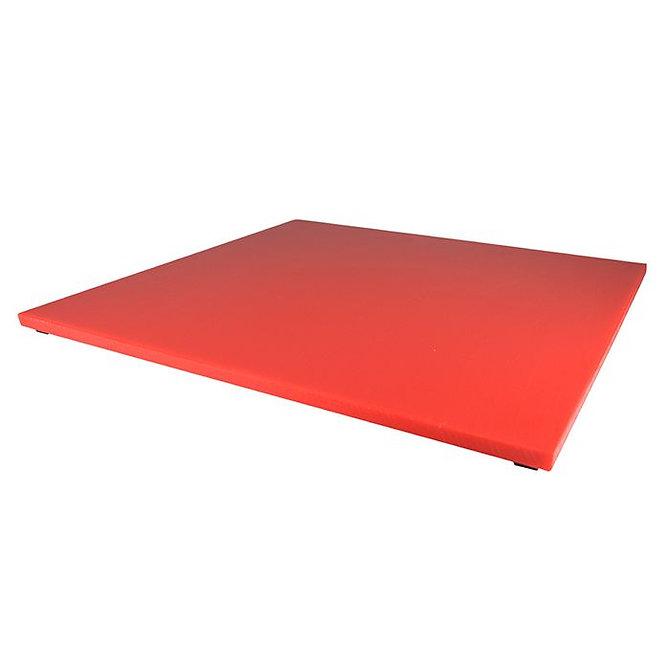 SURECUT Indító tálca, Piros, műanyag (450 x 450 x 12 mm)