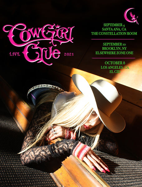 Cowgirl Clue Concerts