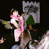 Cowgirl Clue Concert Live