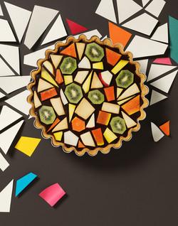 Cubed Pie Tropical Mix RET11x14LR
