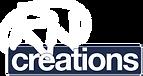 RW Creations White Logo