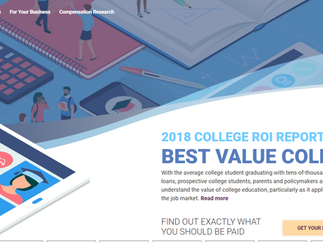2018 College ROI Report: Best Value Colleges by PayScale