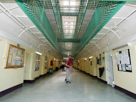 What I learned from my semester studying with prisoners