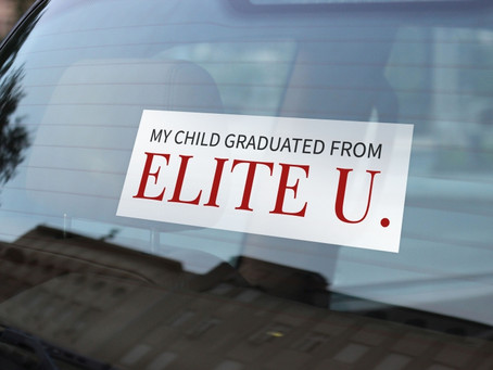 They're Already Rich. Why Were These Parents So Fixated on Elite Colleges?