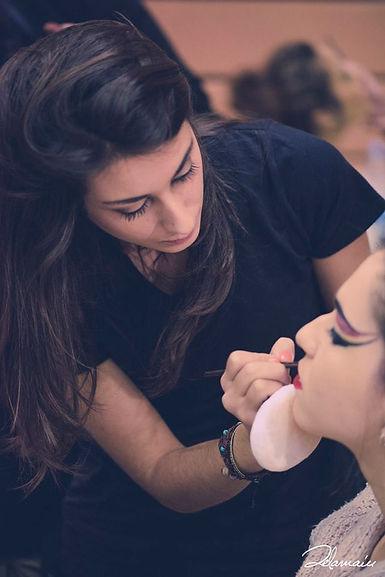 Jade Rodrigez Makeup